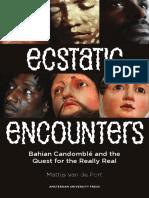 VAN de PORT, Mattijs - Ecstatic Encounters (1)