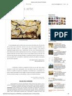 Historia Da Arte_ Arte Na Pré-História