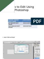 Photoshop Presentation