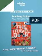 Travel Book Teacher Guide