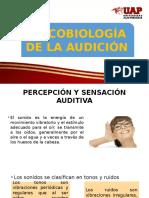 Psicobiología de La Audicion y Visión