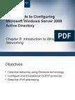 intro to windows networking ch 8-rami