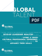 global talent commercial