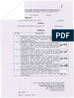 2014.01.31 Complaint and Supporting Documents Index 2 (as-Filed
