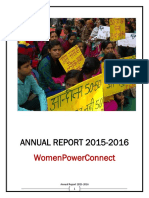 WPC Annual Report 2015-2016