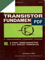 Brite Transistor-fundamentals Vol 1