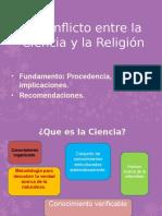 El Conflicto Entre Ciencia y Religion