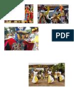 Baile de La Conquista, Garifunas y Torito