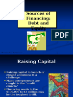 Funding of Business