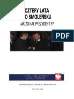 Cztery Lata Po Smoleńsku