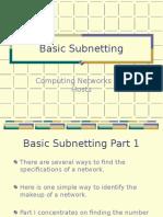 lect 3-basic subnetting