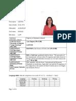 EuropeAidCVTemplate LEDINA Mandija April 2017 Docx (2) (1)