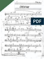 Peter Pan Musical Band Part - Flute I