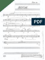 Peter Pan Musical Band Part - Oboe