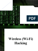 Wi Fi Hacking & Countermeasures