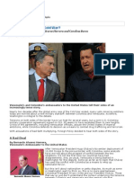 Latin America's New Cold War?