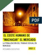 """EL COSTE HUMANO DE """"MACHACAR"""" EL MERCADO"""