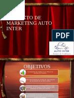 Proyecto de Marketing Auto Inter