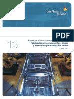 13 MEE PYMES Piezas Motor