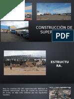 Construcción de Supermercado