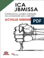 Achille Mbembe -  África Insubmissa.pdf