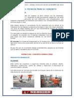 Normas Técnicas y Control de Calidad Para El Concreto y Madera.docx.Pptx