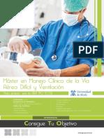 Master Manejo Clinico via Aerea