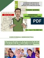 convivenciademocrticayclimaenelaula-170226033717