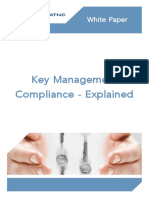 White Paper - Key Management Compliance