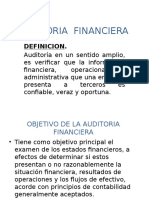 auditoria financiera - 1