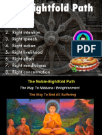 The Noble 8-Fold Path