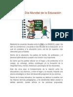 Día Mundial de la Educación.docx