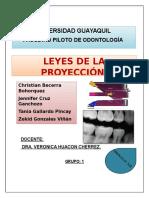 Leyes de Proyeccion - g1