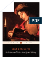 Meditations and Other Metaphysical Writings by René Descartes