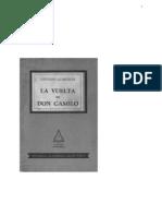 La Vuelta de Don Camilo