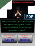 An Investigation of an Adaptive Poker Player-Morgan Kaufmann (2001)