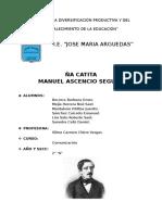 Monografia de -A Catita