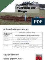 Preinversion presentacion