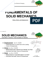 Lecture Packet 02 - Solid Mechanics Part 1