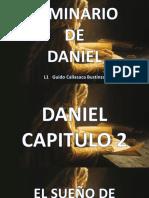 Profecias de Daniel - Cap 2
