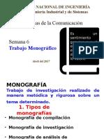 Semana 6 La Monografía.pptx