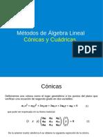 Proyecto Algebra Lineal