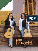 Duo Favoriti Press Kit