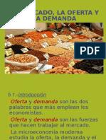 MERCADO OFERTA Y DEMANDA