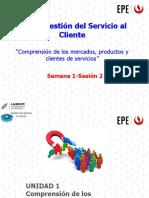 Servicio de gestión al cliente