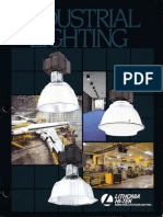 Lithonia Industrial Lighting Overview Brochure 4-87