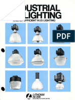Lithonia Industrial Relighting Overview Brochure 2-85
