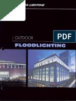Lithonia Outdoor Floodlighting Brochure 2003