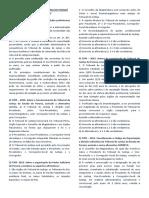 Questoes Código de Organização Judiciária Do Paraná