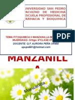Fitoquimica II Manzanilla